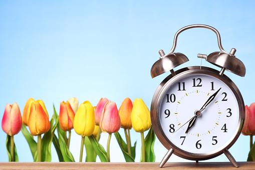 spring-clock